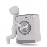 trasladar electrodomésticos en una mudanza